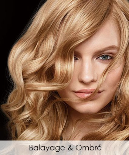 Balayage & ombre hair colour salons in Heswell & Little Sutton, near Chester