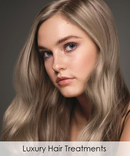 LUXURY TREATMENTS FOR STRESSED, TIRED HAIR,  LITTLE SUTTON & HESWALL HAIR SALONS