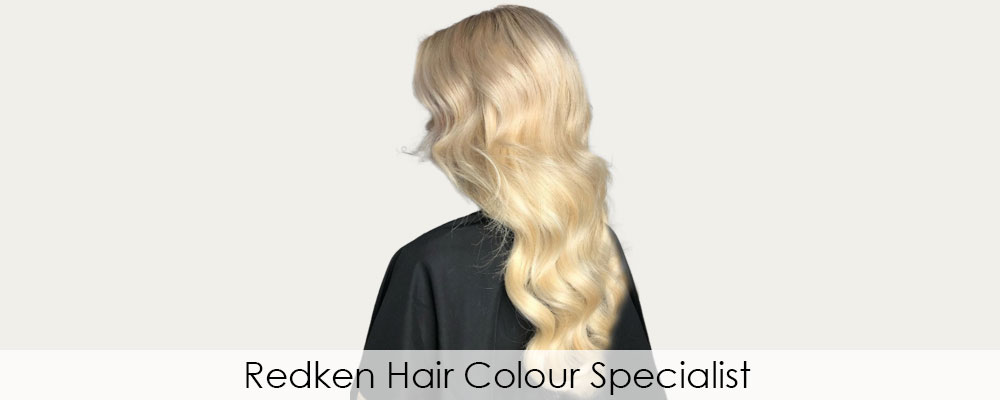 Redken Hair Colour Specialist Louise Fudge Hair Salon, Little Sutton, Chester
