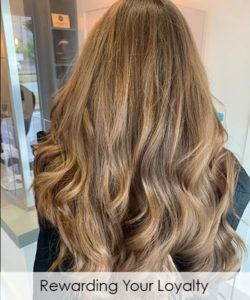 Rewarding Your Loyalty at Louise Fudge hair salons