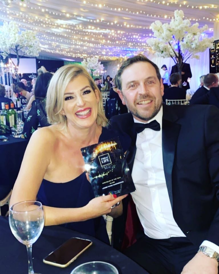 Louise Fudge Hairdressing Crowned Silver Hair Salon of The Year