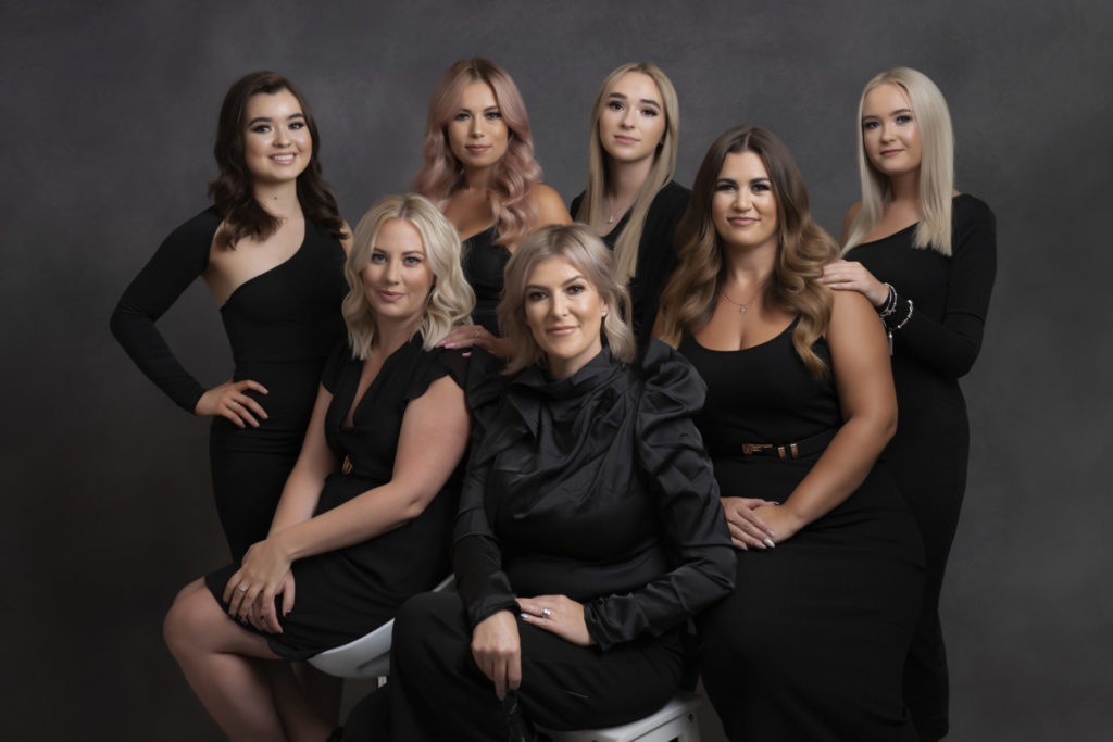 louise fudge hair salons in heswall and little sutton, wirral near chester