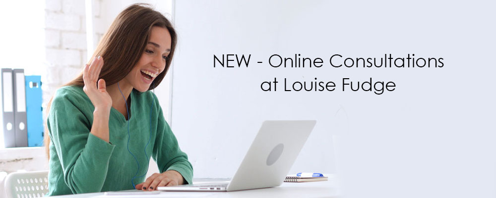 Online Consultations at louise fudge cheshire hair salons