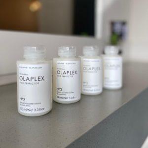 OLAPLEX Treatments for Coloured Hair Heswall hairdressers