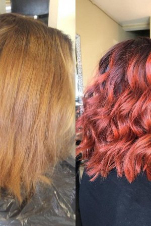 HAIR COLOUR CORRECTION SERVICES IN CHESHIRE AT LOUISE FUDGE HAIRDRESSING SALON