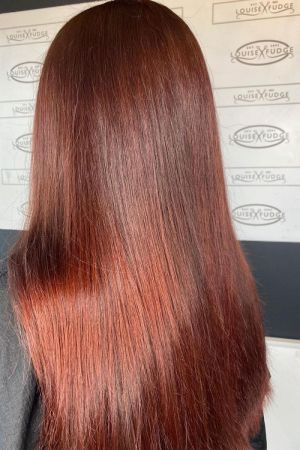 Brazilian Blow Dry Consultation at Louise Fudge Hair Salons, Ellesmere Port & Heswall, in Wirral